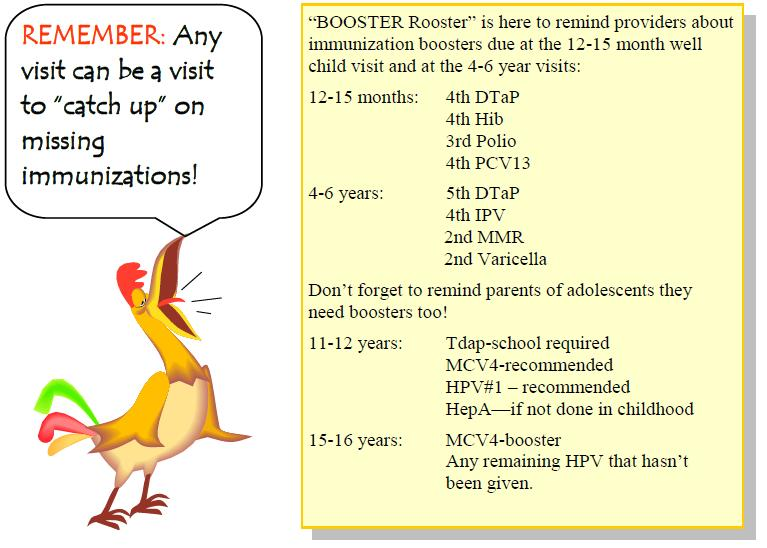 Booster Rooster March